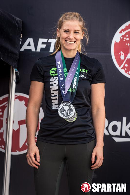 Kandice Powell - Prowess Training - Prepare for Spartan Race